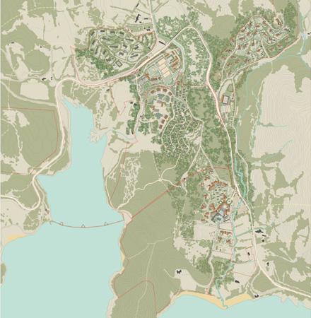 Teulada, Malfatano-Tuerredda, progetto originario Sitas s.p.a.