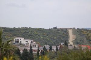 Teulada, Malfatano-Tuerredda, cantiere Sitas s.p.a.