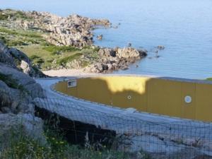 S. Teresa di Gallura, Baia S. Reparata, piscina