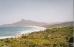 Buggerru, Portixeddu, dune espiaggia