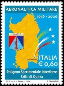 francobollo commemorativo 50° anniversario P.I.S.Q.
