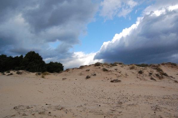 Sardegna, coste, dune