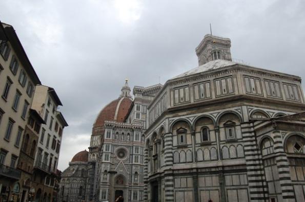 Firenze, Battistero e Duomo