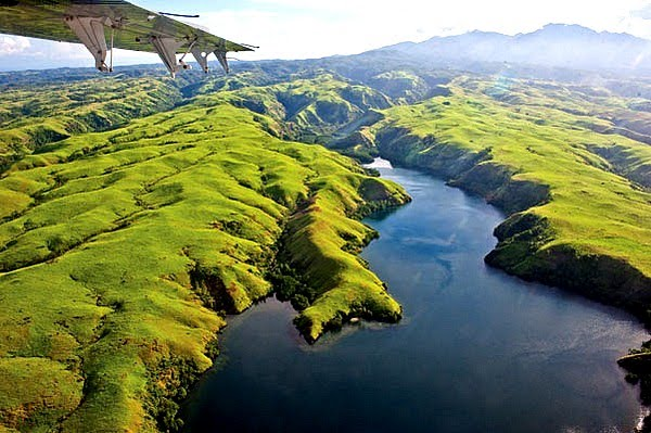 Papua Nuova Guinea, foresta tropicale