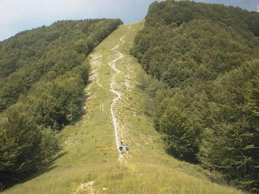 """Toscana, Lavane, """"ferita"""" determinata dal passaggio del metanodotto (30 anni dopo)"""
