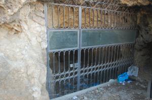 Cagliari, parco pubblico e necropoli di Bonaria