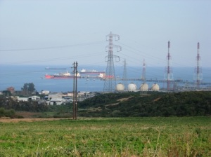Sarroch, raffineria gruppo Saras
