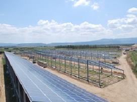 Sardegna, serre fotovoltaiche