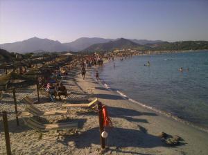 Villasimius, Cala Giunco, spiaggia, concessione demaniale
