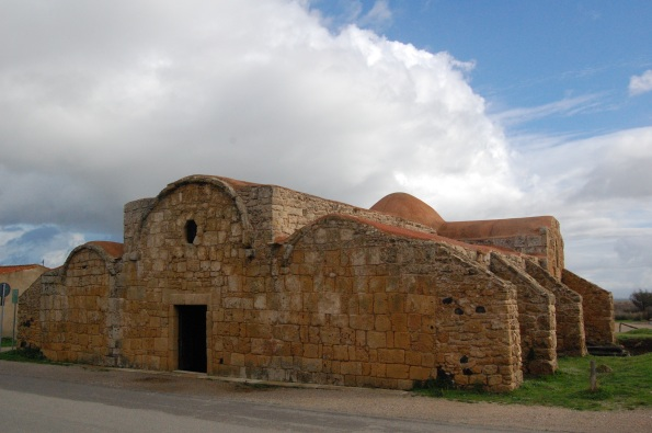 Cabras, Chiesa di S. Giovanni di Sinis