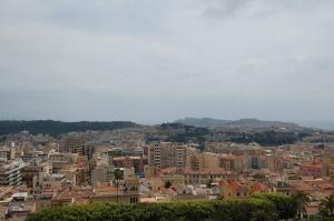 Cagliari, panorama