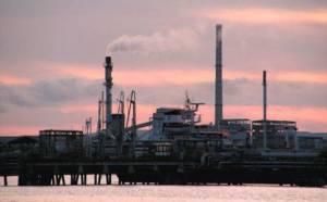 Porto Torres, zona industriale