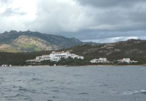 Arzachena, Costa Smeralda, Hotel Romazzino