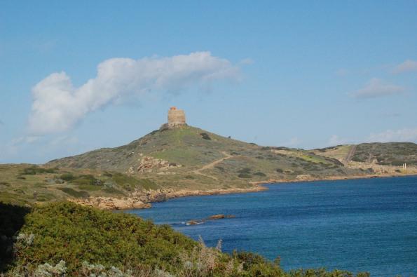 Cabras, Torre di S. Giovanni di Sinis e Tharros