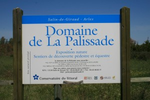 Conservatoire du Littoral, le Domaine de La Palissade
