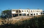 Castiadas, cantiere ristrutturazione e ampliamento Hotel Villa Rey(2007)