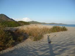 Castiadas, litorale di Villa Rey