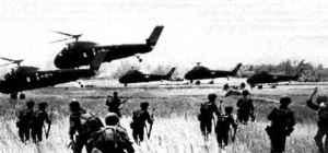 Vietnam, Cavalleria dell'Aria statunitense, 1965