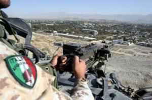 Afghanistan, soldato italiano