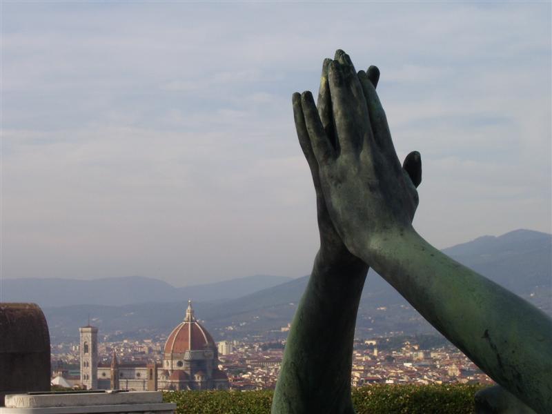 Firenze, veduta panoramica