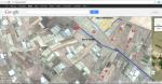 Decimoputzu, Terramaini, distanza impianto in costruzione dalle residenzeagricole
