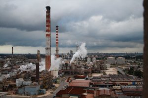 Taranto, complesso siderurgico Ilva