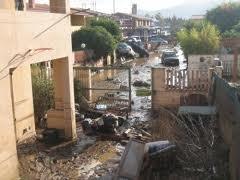 Capoterra, Rio S. Girolamo, alluvione (2008)