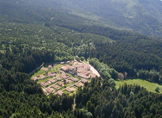 Toscana, Foreste Casentinesi