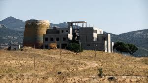 """Oniferi, """"centro ambientale"""", complesso delle opere incompiute"""
