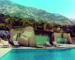 Arzachena, Costa Smeralda, simulazione progettuale ville di lusso