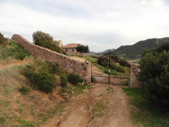 Castiadas, villa posta sotto sequestro preventivo