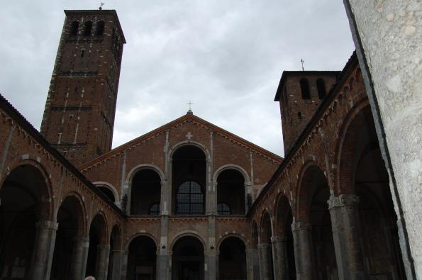 Milano, Basilica di S. Ambrogio