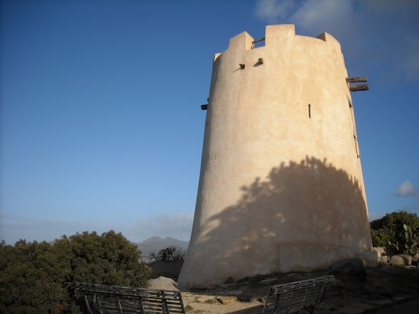 "Maracalagonis, Torre de su Fenugu ""liberata"" (11 gennaio 2013)"