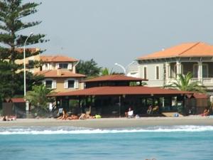 Cagliari, Poetto, lavori ampliamento chiosco (2007)