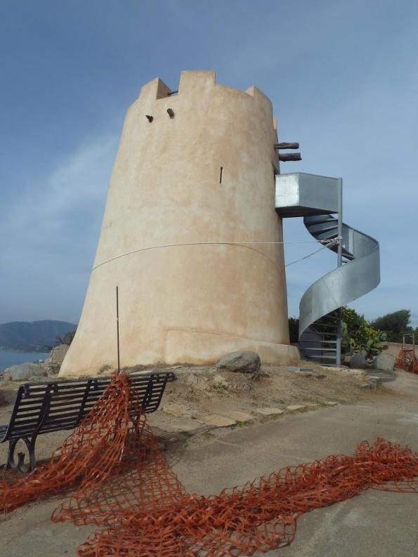 Maracalagonis, Torre delle Stelle, Torre de su Fenugu