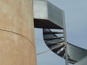 Maracalagonis, Torre delle Stelle, Torre de su Fenugu (particolare)