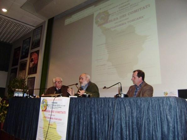 assemblea Rete dei Comitati e Movimenti , Firenze (3 febbraio 2013)