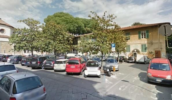 Firenze, Piazza Brunelleschi