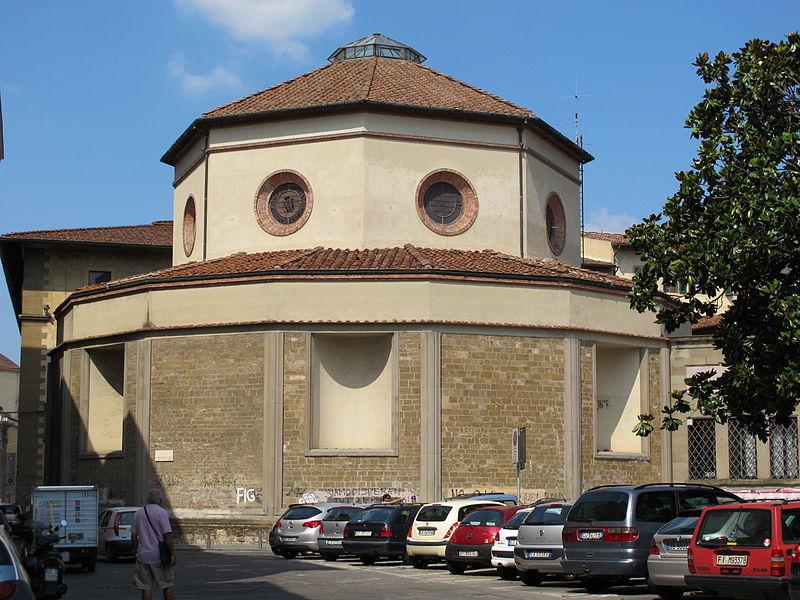 Firenze, Rotonda del Brunelleschi