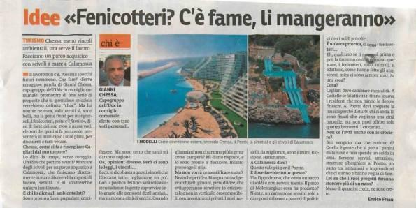 da Sardegna Quotidiano, 4 aprile 2013