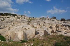 Cagliari, Tuvixeddu, area archeologica