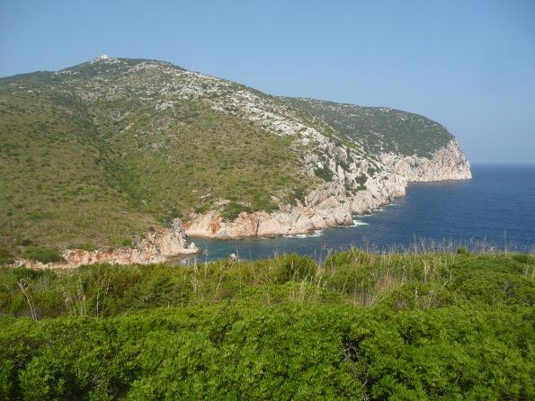 Golfo Aranci, Capo Figari (com'era fino al 24 giugno 2013)