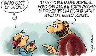 cafoni a Firenze
