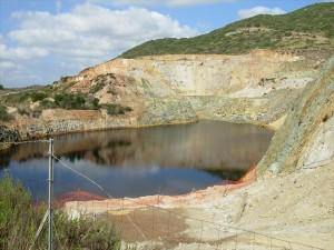 Furtei, miniera dismessa, da www.tafter.it