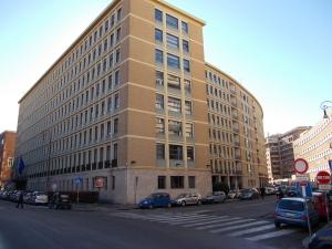 Roma, Viale Mazzini, sede della Corte dei conti