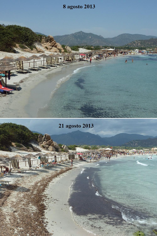 Spiaggia di Porto Giunco, il Comune di Villasimius risponde ...