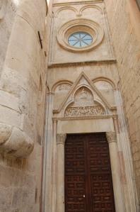 Cagliari, Cattedrale, particolare