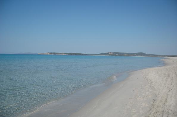 S. Anna Arresi, spiaggia di Porto Pino