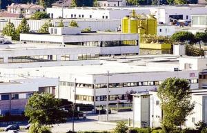 capannoni industriali nel Vicentino