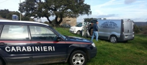 """incidente"" di caccia"